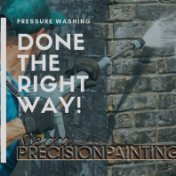 The Many Benefits of Pressure Washing Your Home